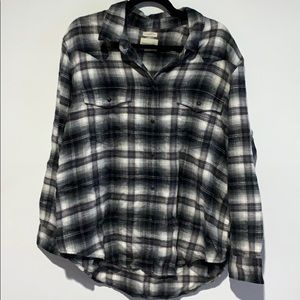 New, but without Tags. American Eagle Plaid Shirt